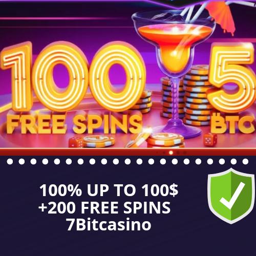 online casino 7bitcasino