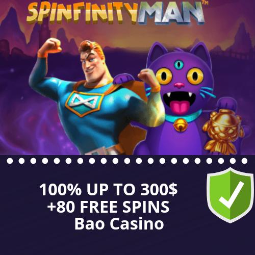 Bao casino from Softswiss